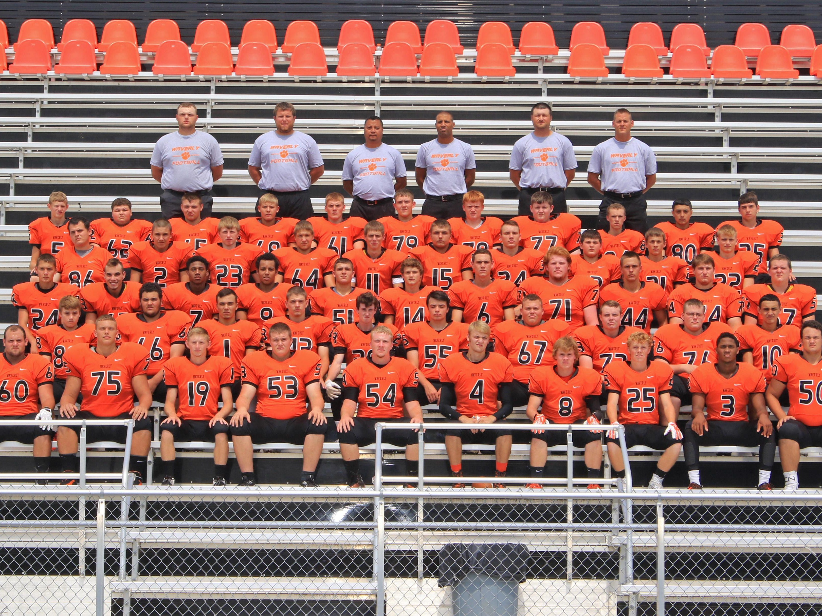 The 2015 Waverly Tigers
