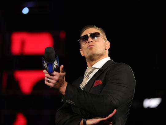 The Miz (Photo: WWE.com)