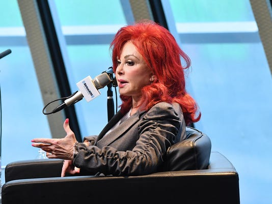 Naomi Judd Performs At SiriusXM's Music City Theatre In Nashville