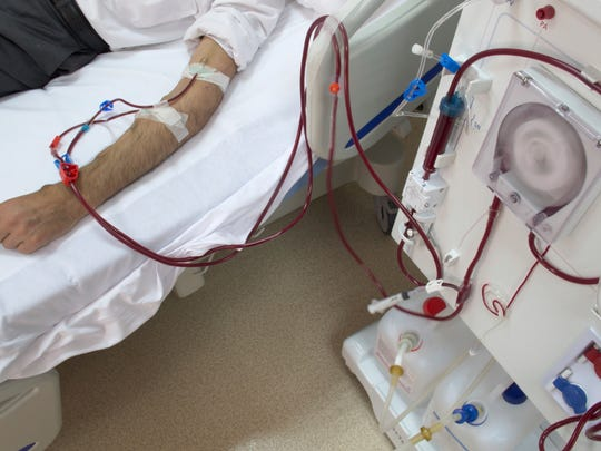 Nationwide, hospitalization rates among dialysis patients have increased 47 percent since 1993.