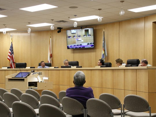 The Marco Island City Council met for a special workshop