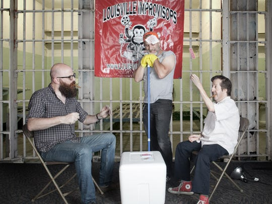 The Louisville Improvisors is one of Louisville's many improvisational acting troupes.