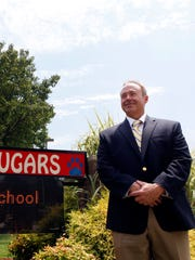 Michael Kelly is principal at Crosby Middle School.