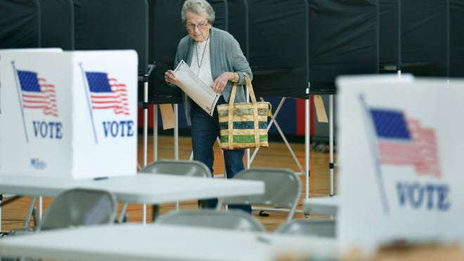 As voters go to the polls Tuesday to vote on their school budgets, the frustration is palpable across New York.
