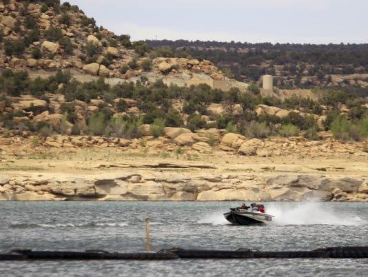 FMN Stock Image Navajo Lake