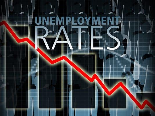 FMN Stock Image Unemployment