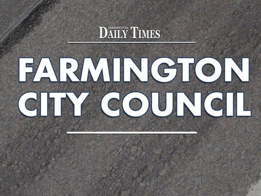 Presto graphic  agaFMN Stock Image Farmington City Council