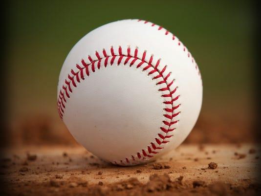 Presto graphic baseball sports