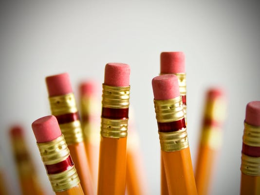 Presto graphic pencils education school
