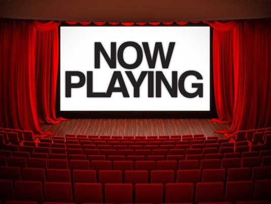 Presto now playing movie theatre theater play stage