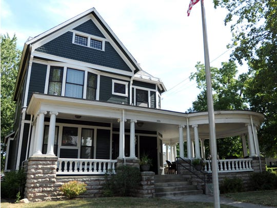 The home of President Warren G. Harding is scheduled