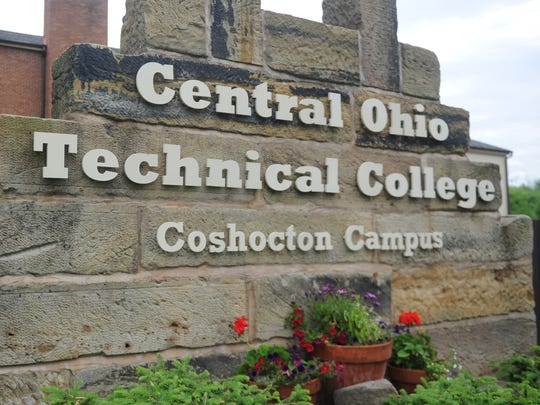 Central Ohio Technical College was sited by local officials as a positive in helping Coshocton County recover from the 2008 recession.