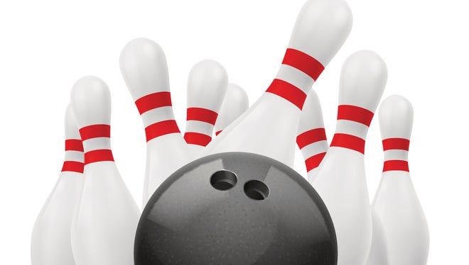 Bowling file art