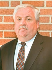 Former New Castle County public safety official David Roberts is running for County Council President.