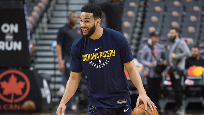 Offensively, Cory Joseph did not produce to the level of starting point Darren Collison. His defense, though, was key for the Pacers at points this year.