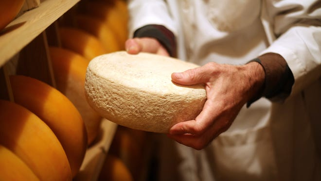 Willamette Valley Cheese company will be one of the participants at The Wedge, a celebration of Oregon Cheese in Portland on Oct. 3.