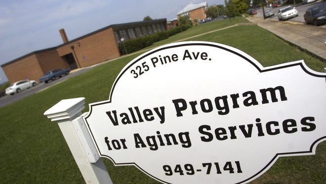 The Valley Program for Aging Services on Pine Avenue in Waynesboro.