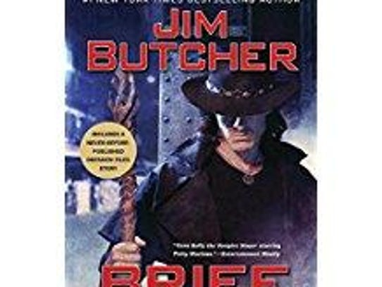 """""""Brief Cases"""" by Jim Butcher"""