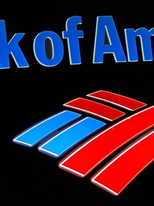 AP Earns Bank Of America