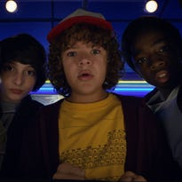 'Stranger Things 2': Going back to Hawkins, Ind.