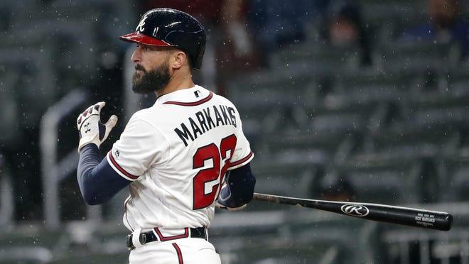 Atlanta Braves outfielder Nick Markakis has opted out of his 2020 contract after recent developments with a spike in coronavirus.