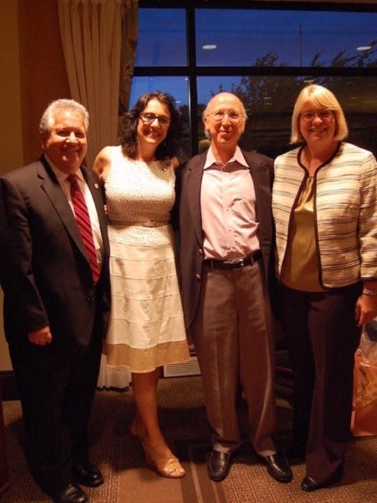 Fanwood-Scotch Plains New Rotary officers
