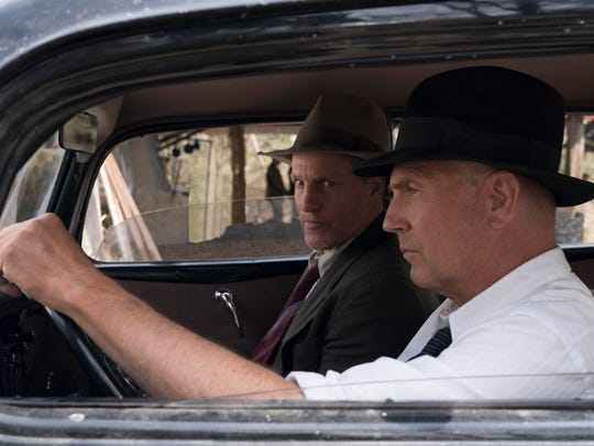 'Highwaymen' tells other side of Bonnie and Clyde story