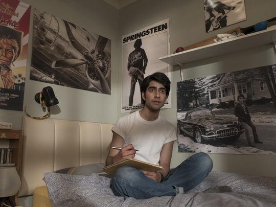 """Viveik Kalra stars in """"Blinded by the Light."""" The movie is playing at Regal West Manchester."""