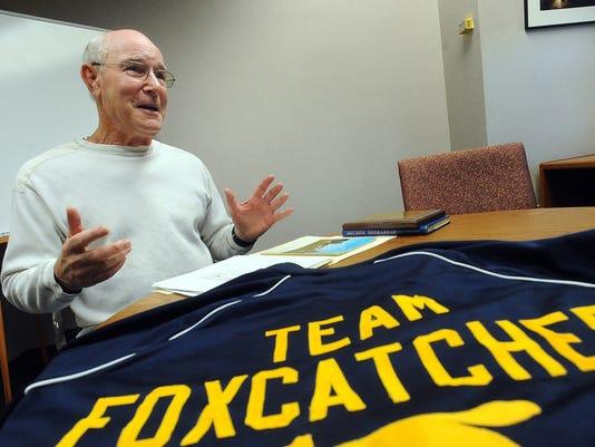 Foxcatcher, Paul Kendle