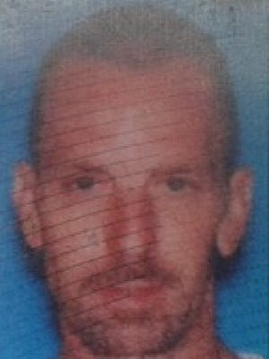 Robert G. Ellis was taken into custody in Indiana after leading officers on a chase from Louisville.