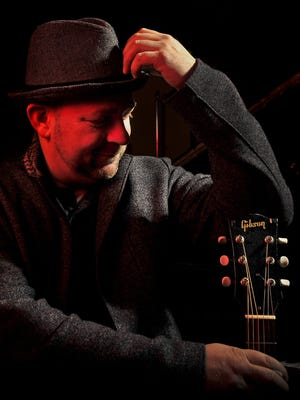 """Kristian Bush of Sugarland released his debut solo album this week. He calls """"Southern Gravity"""" surprisingly happy, even though he wrote the songs for it after a stage collapse killed seven Sugarland fans and his divorce."""