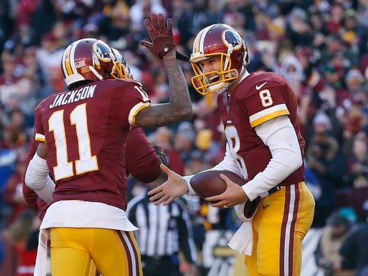 NFL: Buffalo Bills at Washington Redskins