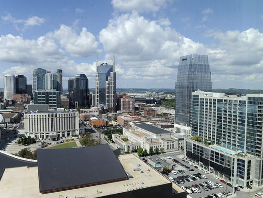 Nashville's real estate market is ranked among the