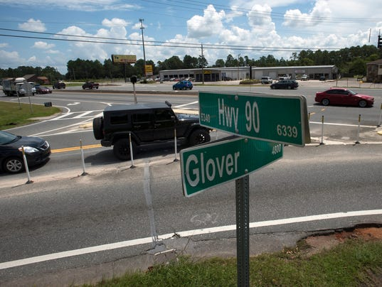 Glover Lane Road Project