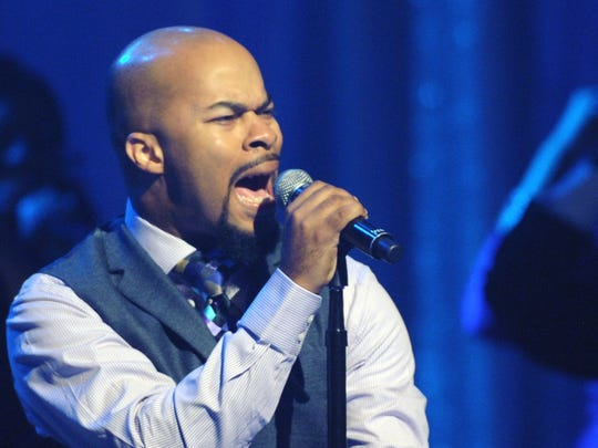 Recording artist JJ Hairston will have an album release party Sunday at Triumph Church, East Campus.