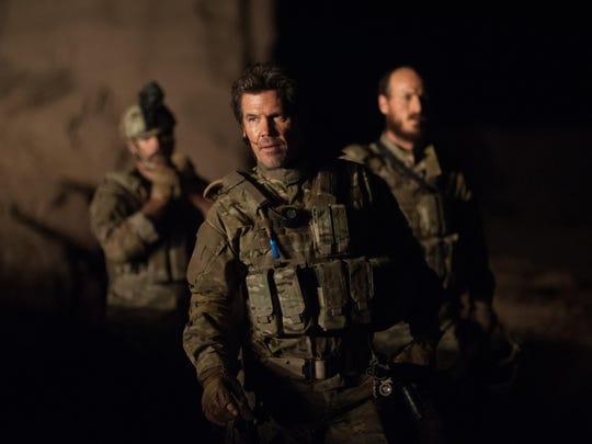 "Josh Brolin stars in ""Sicario."""