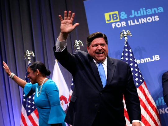 Illinois Gov. J.B. Pritzker