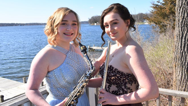 Annalise and Emmaline Lagerman, twin sistersand students at Arrowhead High School, have been selected for the 2018 High School Honors Performance Series at Sydney Opera House this summer.