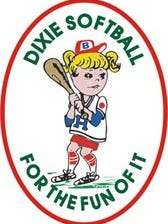 Dixie Softball logo