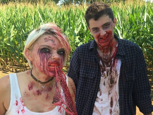 Travel Zombies Run Amok For Zombie Laser Tag At Schaefer