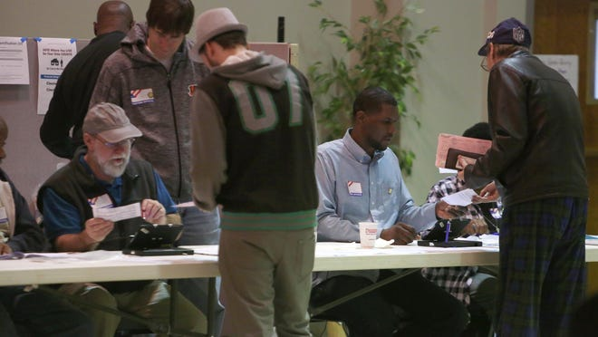 Attorneys could be enlisted to work as volunteer poll workers during the Nov. 3 election.