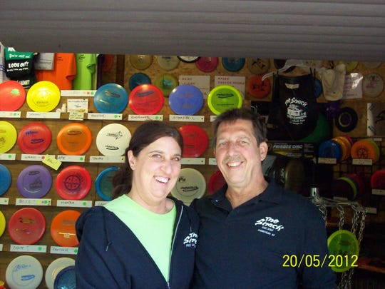 Patti and Dennis Wield