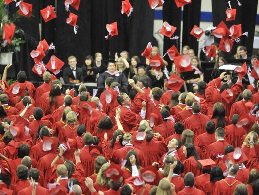 Fishers students petition against using \'expensive\' cap and gown ...