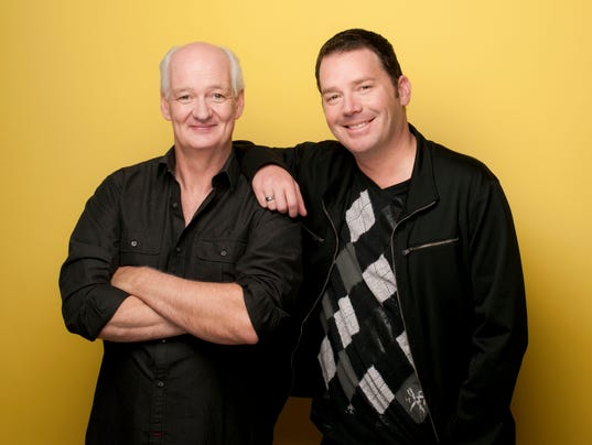 Colin Mochrie and Brad Sherwood.jpg