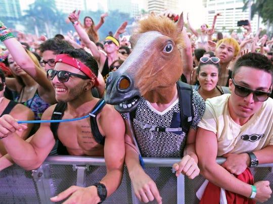 AP Ultra Music Festival