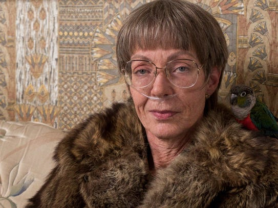 """Allison Janney plays a real-life figure in """"I, Tonya."""""""