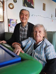 Steve and Sophie Francis, pictured here in 2012, operated Steve's Place for more than 40 years on the outskirts of Greektown.