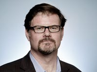 Meet conservative pundit Jonah Goldberg