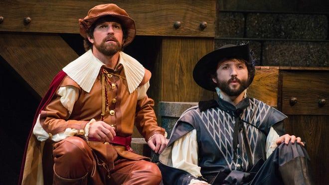 """Patrick Waller and Matt Garner are """"Rosencrantz and Guildenstern"""""""