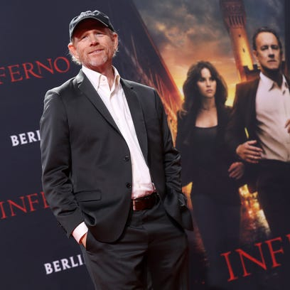 Ron Howard attends the German premiere of the film